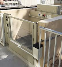 Bruno Commercial Vertical Platform Lifts Made in USA
