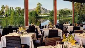 Chart House Restaurant Scottsdale Seafood Restaurant Dining With A Mountain View