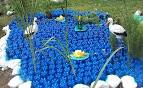 Как сделать поделки садовые