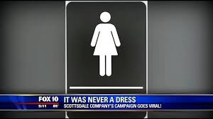 womens bathroom sign cape.  Womens Itu0027s Not A Stiff ALine Dress Itu0027s Also The Silhouette Of Superherou0027s  Cape And It Was Never Born With Womens Bathroom Sign Cape M