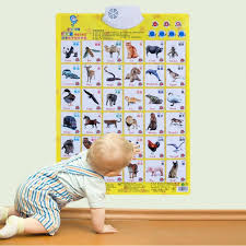 Baby Learning Chart Compare Ruen Phonetic Chart Learning Alphabet Toy Electronic