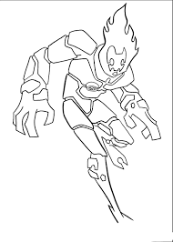 full size of ben 10 coloring pages upgrade ultimate alien to print free book