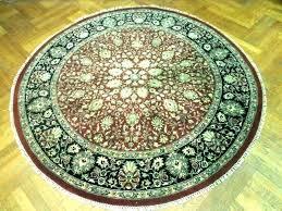 green round rug blue area rugs 9 foot large floor runner bath green round rug