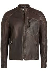 nice men belstaff leather jacket color brown belstaff jackets uk