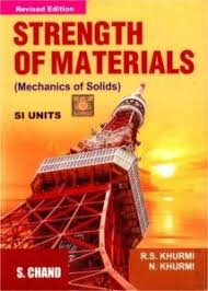Strength of Materials by RS Khurmi PDF Free Download