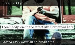 Then I Body Em In The Street Like Cornbread Earl Donald Trump