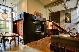 interior industrial design ideas home. Industrial Retro Interior Design Homeadore Ideas Home
