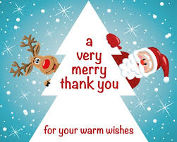 Free Thank You Greeting Cards A Very Merry Thank You Free Thank You Ecards Greeting Cards