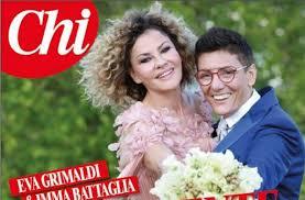 Eva Grimaldi a 57 anni: «Dopo il matrimonio con Imma, voglio ...