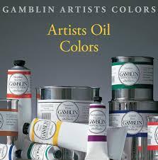 gamblin artists oil colorediums