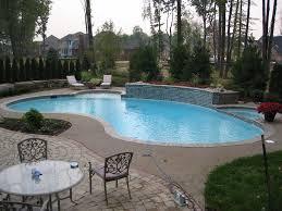 inground pool greenville sc