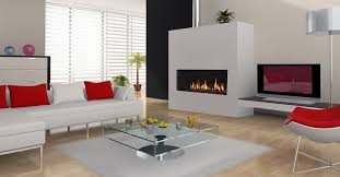 Flare-ST-60 See Through – Modern Linear Fireplaces