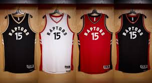 2015-16 New Sportsnet Raptors ca - For Season Uniforms Unveil