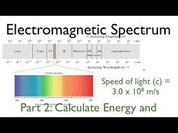 speed of light equation chemistry. em spectrum (3 of 3) calculate energy and frequency from wavelength speed light equation chemistry