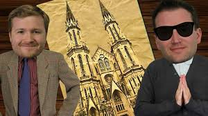 drawing the cathedral in cathedral carver insisted that there is nothing symbolic about the two men drawing a cathedral it isn t a metaphor for art source