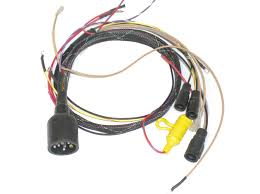 evinrude internal wiring harness iboats com evinrude johnson 413 3282 round plug internal engine harness cdi electronics