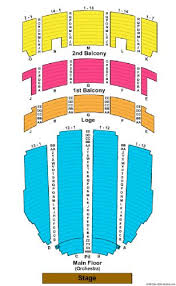 Adler Theatre Tickets And Adler Theatre Seating Chart Buy