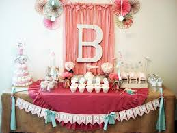 Vintage Chic 1st Birthday Party via Kara's Party Ideas #vintage #Shabby  #Chic #