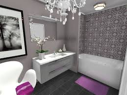 roomsketcher bathroom ideas dark wall color