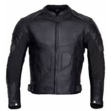 mens black heart motorcycle leather race jacket
