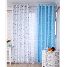 sheer white bedroom curtains. Cute Blue And White Best Quality Bedroom Nursery Curtains For Idea 7 Sheer