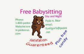Babysitting Ads Babysitter Flyer Templates Free Insaat Mcpgroup Co