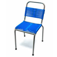 blue school chair. \ Blue School Chair