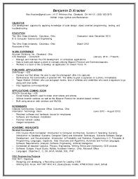 Resume. Benjamin D. Kracker Ben.Kracker@gmail.com | 4117 Whitman Ave.