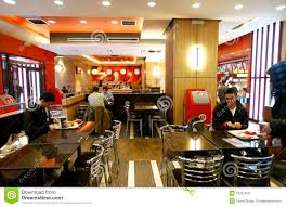 inside fast food restaurants. Simple Fast Fast Food Restaurant Interior Intended Inside Food Restaurants