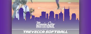 the trevecca nazarene university softball team is hosting the second annual trevecca city invitational at drakes creek park in hendersonville tenn