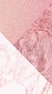 Wallpaper iPhone Rose Gold Glitter ...