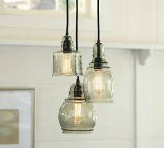 assorted battery powered hanging light fixtures