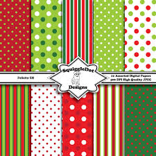 5 best images of christmas digital paper printable printable christmas paper