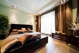 bedroom ideas with black furniture. Modren Bedroom This Bedroom Space Is All About Texture Dark Modern Furniture With Clean  Lines And In Bedroom Ideas With Black Furniture U