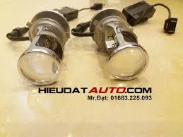 Bi-LED MINI H4 CHO XE MÁY - ÔTÔ - XE TẢI - Hiếu Đạt Auto
