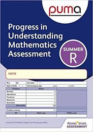Assessment Adorable PUMA Test R Summer Pk44 Progress In Understanding Mathematics