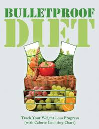 Bulletproof Food Chart Bulletproof Diet Track Your Weight Loss Progress With