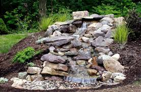 Small Picture The Garden Waterfall Design Nice Decors Blog Archive