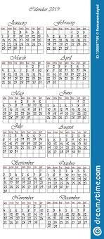 The Office Calendar Calendar For The Year 2019 Folding Calendar For The Office