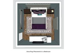 Rug Under Bed Rug Buying Guide Rugs Direct Twin Bed Rug Placement
