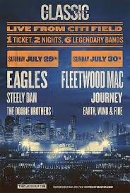 Eagles And Fleetwood Mac To Headline The Classic West And