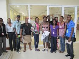 Students Visit – UWI Museum