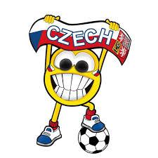 Samolepící Dekory Smajlík Czech Fotbalový Míč Avisa