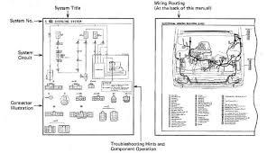 toyota corolla wiring diagram wiring diagrams 1994 toyota corolla wiring diagram image about