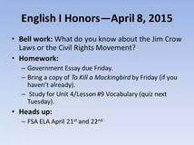 essays on jim crow laws titles in research papers student essays on jim crow laws