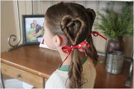 top 10 valentine heart shaped hairstyles