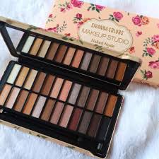 makeup studio by sivanna colors eyeshadow palette
