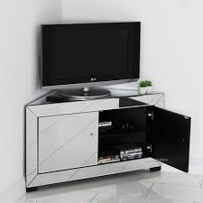modern corner tv stands for flat screens  home design ideas