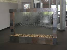 office water features. Custom Indoor Office Fountain. Logo, Floor Mounted Water Feature. Features I