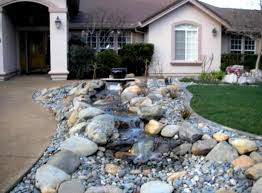 Small Picture Rock Garden Designs For Front Yards David39s Front Yard Rock